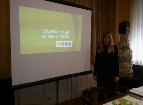 VET4BioECONOMY and new EU challenges