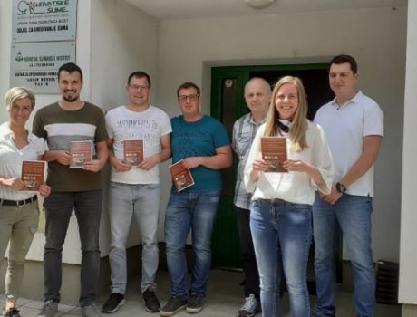 Spreading the word about the project results, Pazin